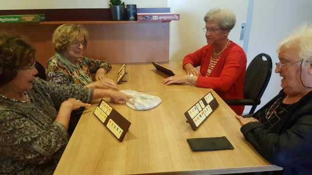 Beroemd KAARTEN/SPELLETJES – Ouderen Sociëteit Maaspoort #FR82